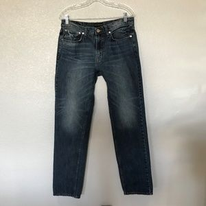 Bullhead Denim Co. straight leg jeans